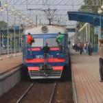 Russian railways stowaways photos
