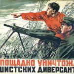 The propaganda of Soviet Union during World War II