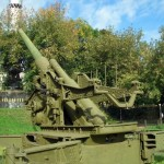Soviet artillery systems and other war machines photos