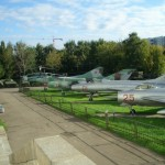Russian flying war machines museum