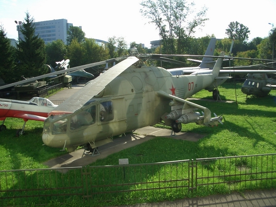 Central Armed Forces Museum - Flying war machines