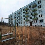 Soviet army abandoned cantonment photos