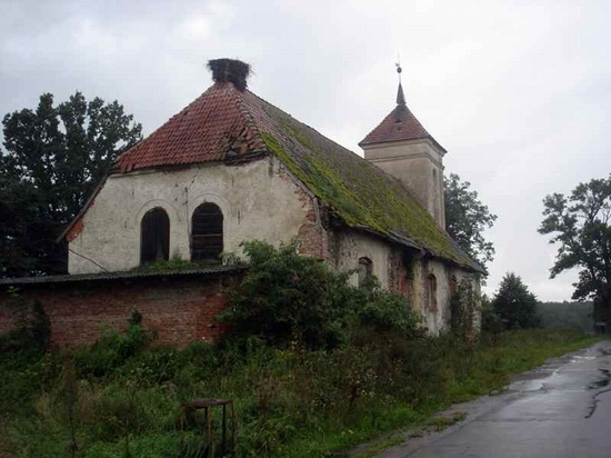 Kaliningrad oblast architecture remains