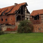 Kaliningrad oblast remains of Prussian architecture photos