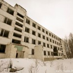 Abandoned Russian rocket forces base photos