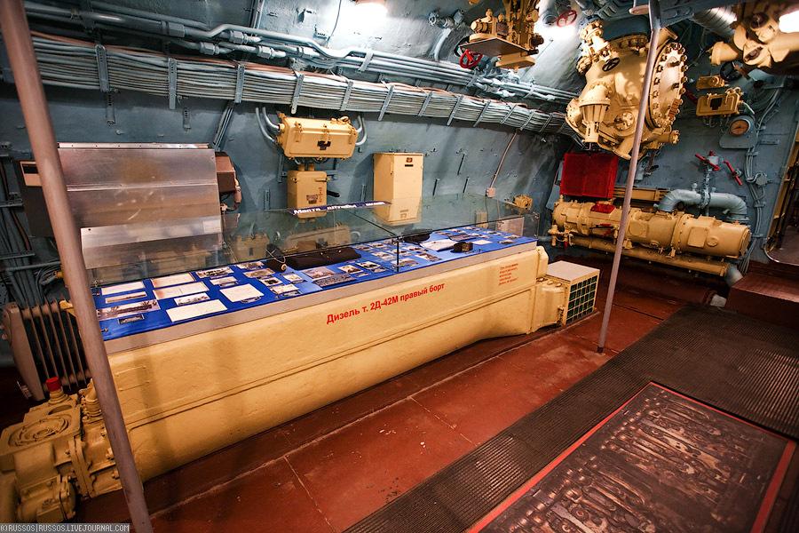 музей подводная лодка б-440
