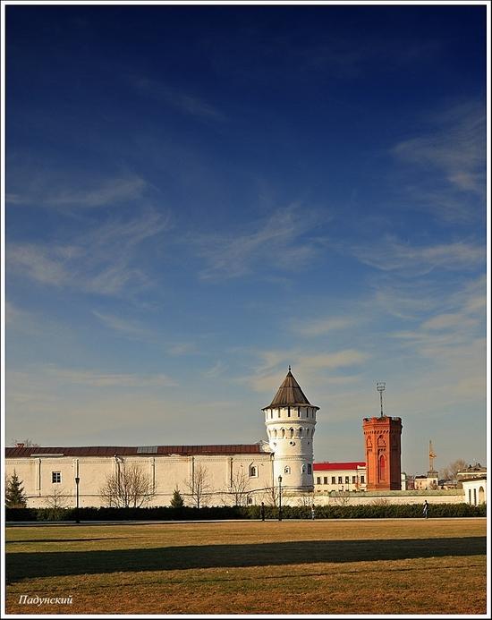 Tobolsk city of Russia Kremlin