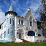 The beautiful architecture of S.Fyodorov house photos