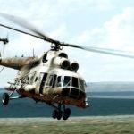 Helicopter crash in Kamchatka Krai, Russia