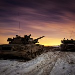 Russian army armoured division military exercise photos