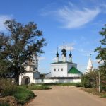 Aleksandrovsky monastery of Suzdal city photos