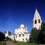 Pokrovsky monastery of Suzdal city photos