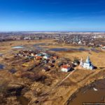Vladimir oblast beautiful bird's eye views photos