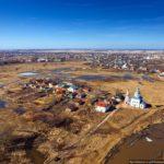 Vladimir oblast beautiful bird's eye views photos