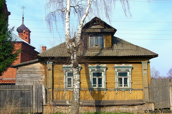 Tutaev town beautiful architecture views Russia travel blogrussia town