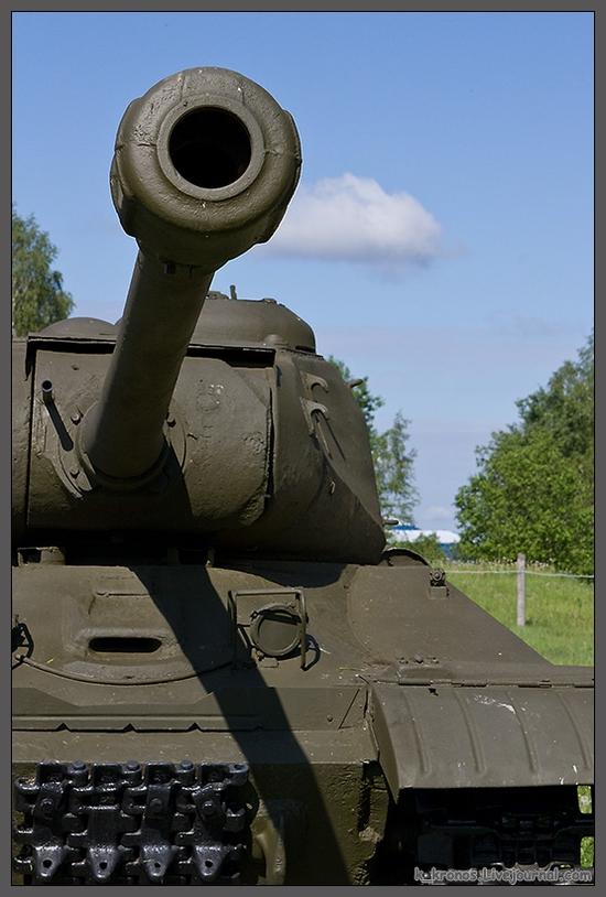 Kubinka tank museum, Russia view