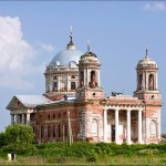 The beautiful churches of Moscow oblast