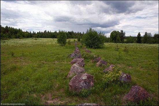 Karelia Republic, Russia nature view