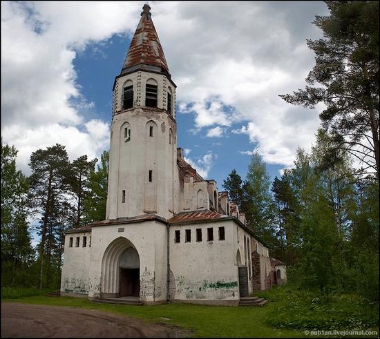 Karelia Republic, Russia view