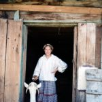 The people of Russian villages photos