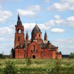 The architectural monuments of Ryazan oblast photos