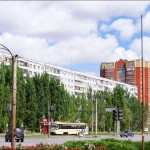 Volzhsky city page was added
