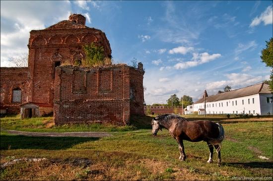 Bryansk oblast, Russia scenery
