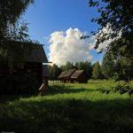 Kostroma city open air museum