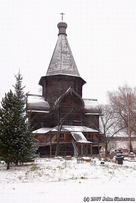 Spaso-Prilutsky monastery, Vologda oblast, Russia