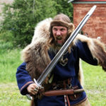 The Middle Ages Festival in Staraya Ladoga