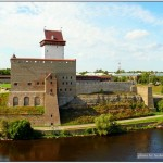 Ivangorod town fortress pictures