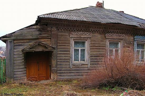 Poshekhonye town, Yaroslavl oblast, Russia