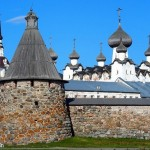 Solovki Islands monastery views