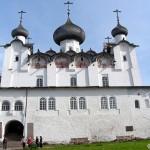 Solovki Islands monastery views