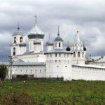 Nikitsky monastery of Pereslavl-Zalessky town