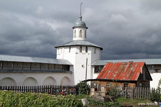 Nikitsky monastery, Yaroslavl oblast, Russia view 10