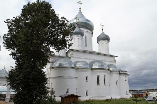 Nikitsky monastery, Yaroslavl oblast, Russia view 12