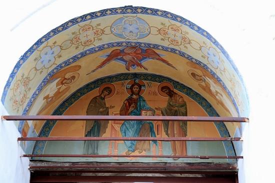 Nikitsky monastery, Yaroslavl oblast, Russia view 13