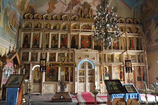 Nikitsky monastery, Yaroslavl oblast, Russia view 14