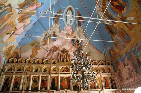 Nikitsky monastery, Yaroslavl oblast, Russia view 15