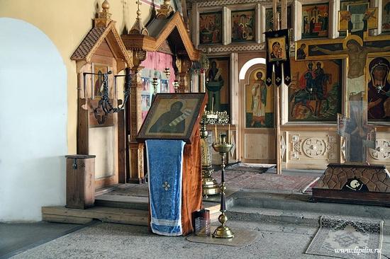 Nikitsky monastery, Yaroslavl oblast, Russia view 16