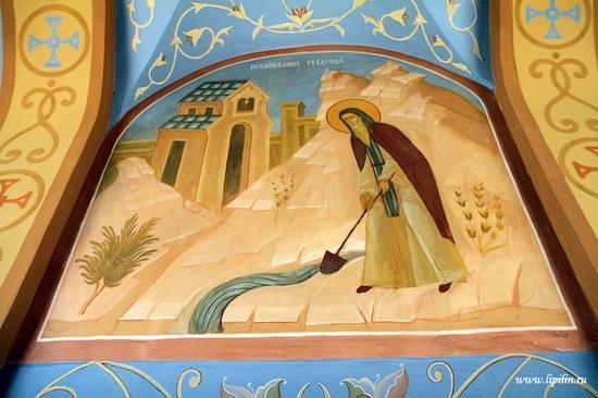 Nikitsky monastery, Yaroslavl oblast, Russia view 17