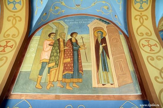Nikitsky monastery, Yaroslavl oblast, Russia view 18