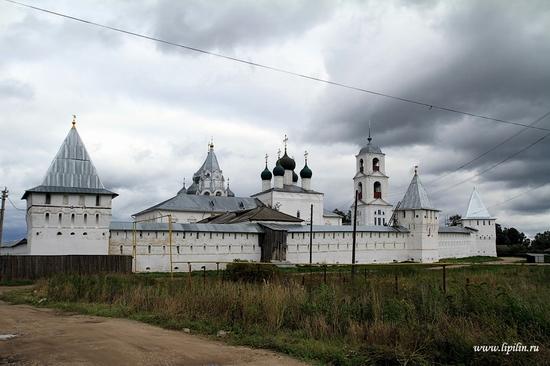 Nikitsky monastery, Yaroslavl oblast, Russia view 19