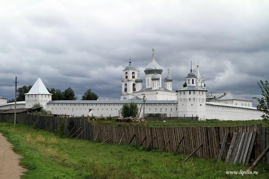 Nikitsky monastery, Yaroslavl oblast, Russia view 20