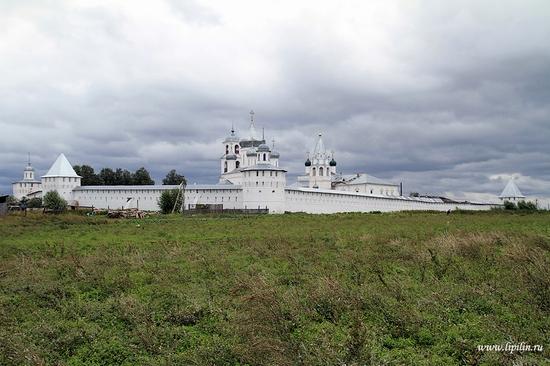 Nikitsky monastery, Yaroslavl oblast, Russia view 21