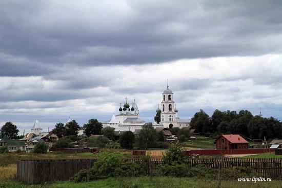 Nikitsky monastery, Yaroslavl oblast, Russia view 22