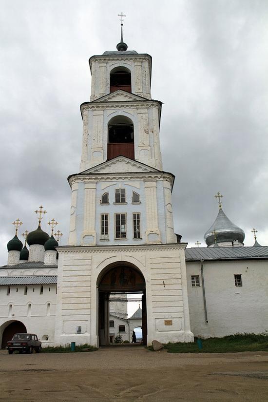 Nikitsky monastery, Yaroslavl oblast, Russia view 6