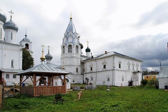 Nikitsky monastery, Yaroslavl oblast, Russia view 7