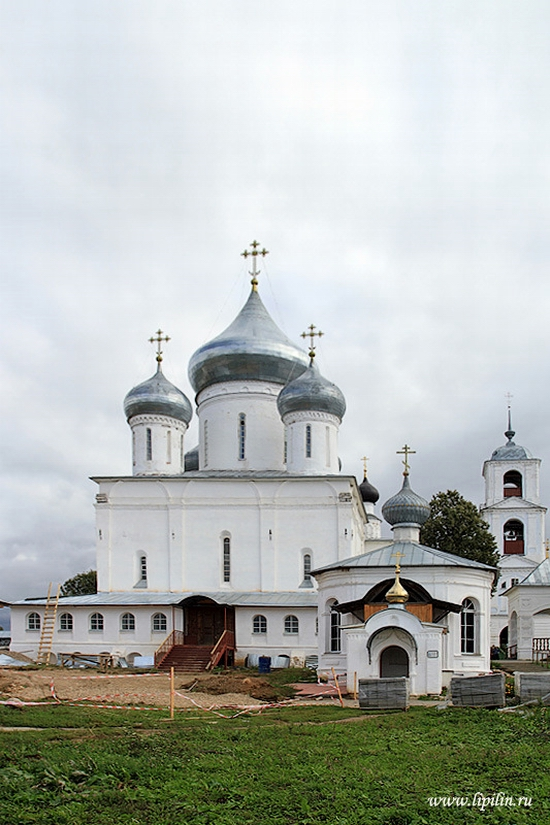 Nikitsky monastery, Yaroslavl oblast, Russia view 8